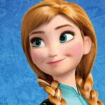 Anna Frozen Jigsaw Puzzle Collection