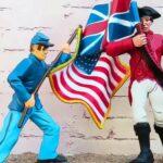 British-American Union Jigsaw