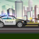 City Police Cars
