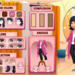 Girl Dressup Deluxe