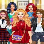 Lady Celebrity Dress up fashionistas
