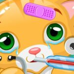 Little Cat Doctor Pet Vet Game