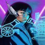 Neon Cyber Cannon