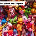 Plush Figures Toys Jigsaw