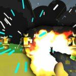 Robot Base Shootout 3D