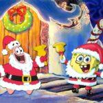 SpongeBob Christmas Jigsaw Puzzle