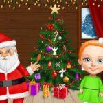 Sweet Baby Girl Christmas