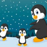 Winter Pinguins Memory